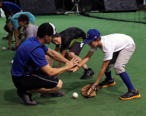 Baseball & Softball Clinics | Extra Innings Hanover