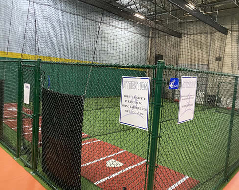 Training Area | Extra Innings Hanover