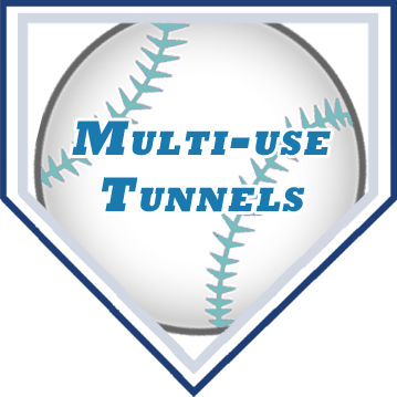 Multi Use Tunnels